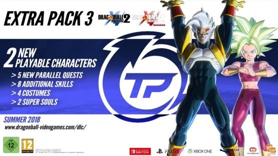 xenoverse 2 extra pack 3