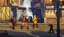 Streets of Rage 4 Revealed and it Looks Fab