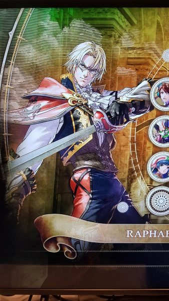 Raphael and Cervantes Leaked for Soulcalibur VI