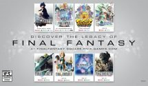 Final Fantasy Games Make Their Way to Switch