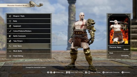 Amazing Soulcalibur VI Character Creation Round-Up
