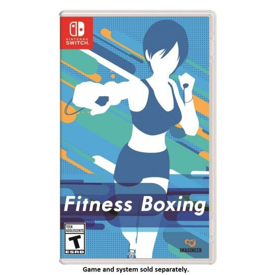 fitness boxing box