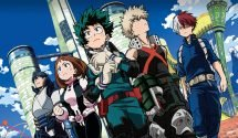 Hollywood My Hero Academia Live Action Film Announced
