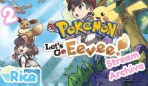 Pokémon Let's Go, Eevee! – Stream Archive – Episode 2