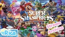 Super Smash Bros. Ultimate – Stream Archive