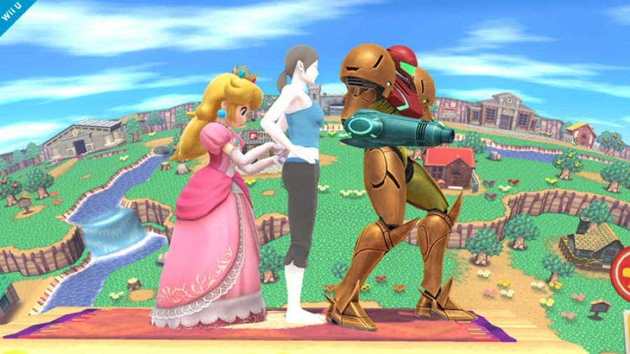 funny smash bros screens