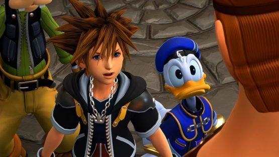 Best Japanese Games Kingdom Hearts 3