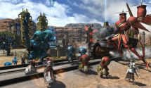 FINAL FANTASY XV Collaboration Revealed For FINAL FANTASY XIV!