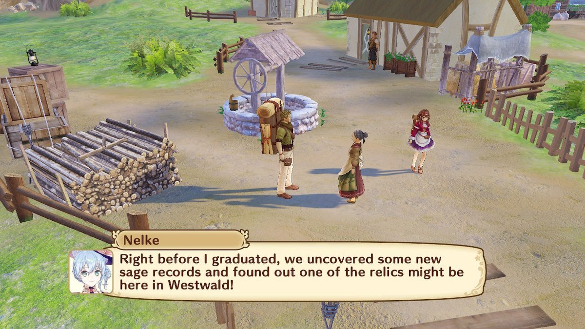 Nelke and the Legendary Alchemist Review 4