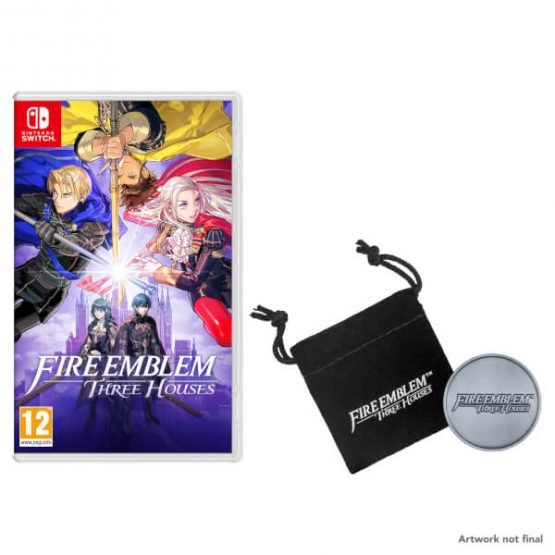 Nintendo UK Fire Emblem: Three Houses Pre-Orders Opened
