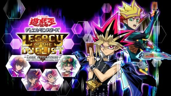 Yu-Gi-Oh! Legacy of the Duelist: Link Evolution Comes West August 20th