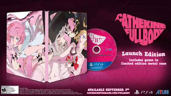 New Catherine Full Body Trailer Shows Off New Mode And Other Features Rice Digital