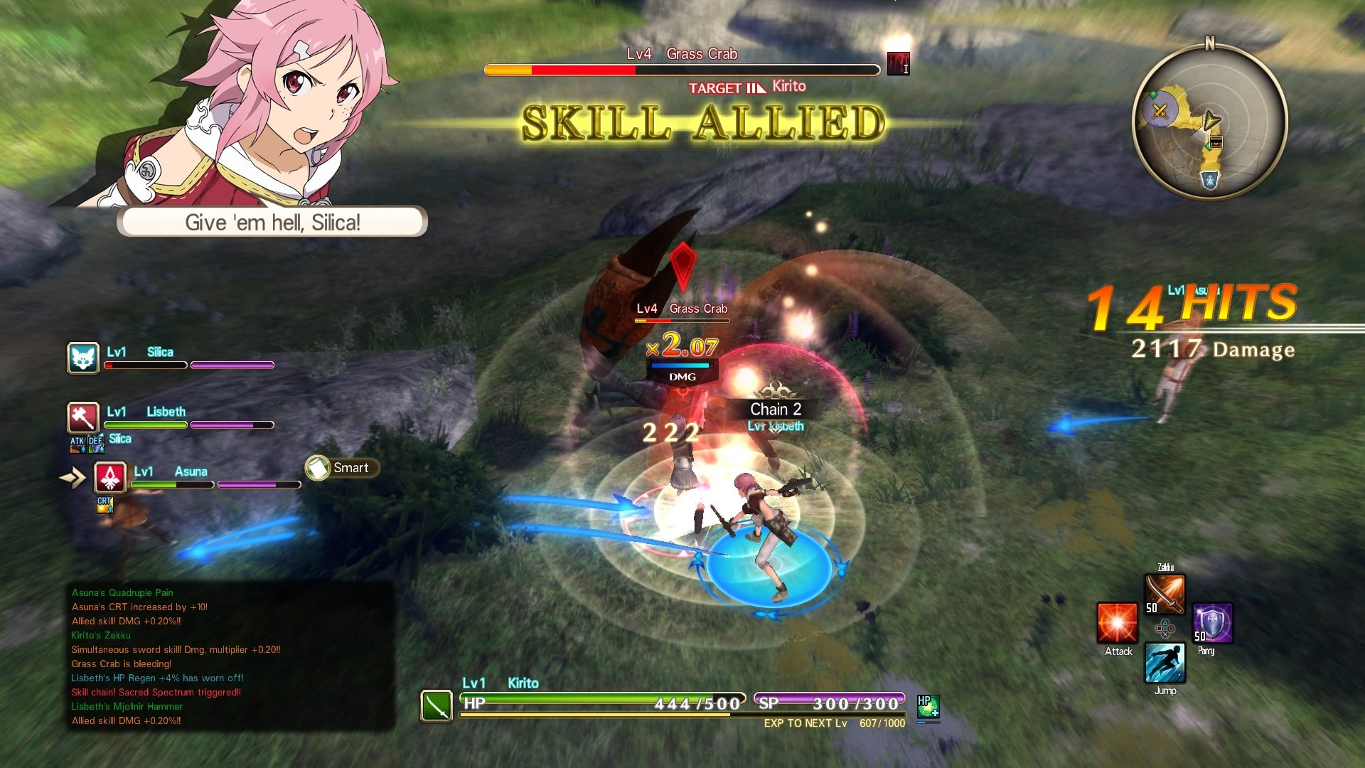 hollow realization switch review battle guide