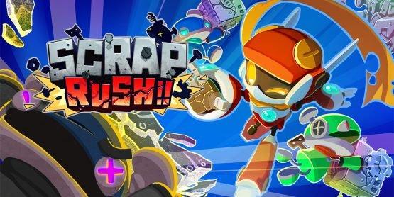 SCRAP RUSH!! Release Date and New Screenshots Revealed