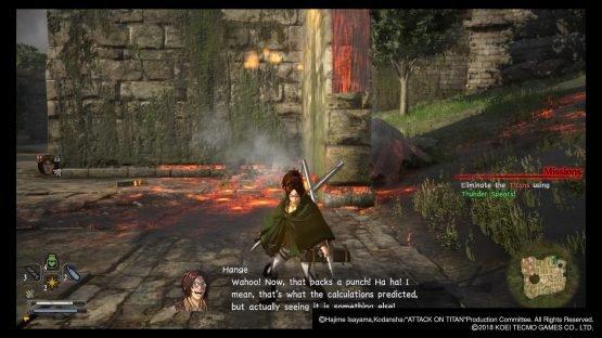 A.O.T. 2: Final Battle Review (PS4) - Tense & Terrific