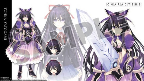 DATE A LIVE: Rio Reincarnation Out Now on Steam, PS4 (NA)