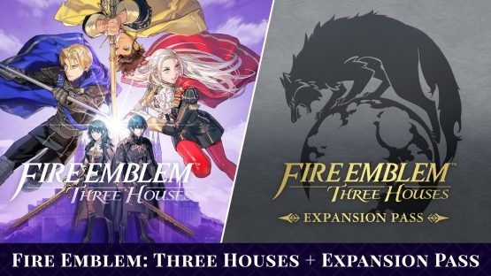 Fire Emblem Three Houses Expansion Pass Announced