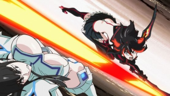 KILL la KILL - IF Out Now on PS4, Switch, Steam