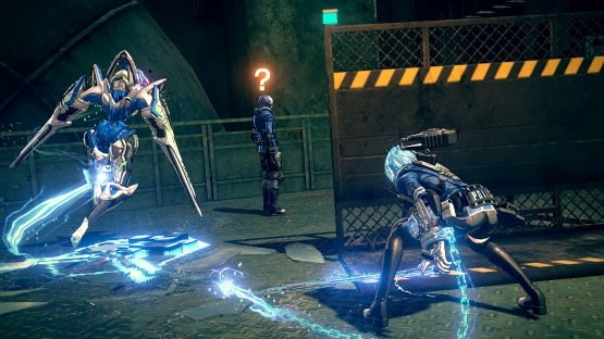 Astral Chain Launch Trailer Released