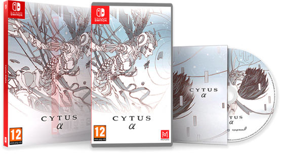 CYTUS Alpha Review (Switch) - Androids Dream of Electronica