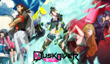 Dusk Diver Release Date and New Trailer Revealed