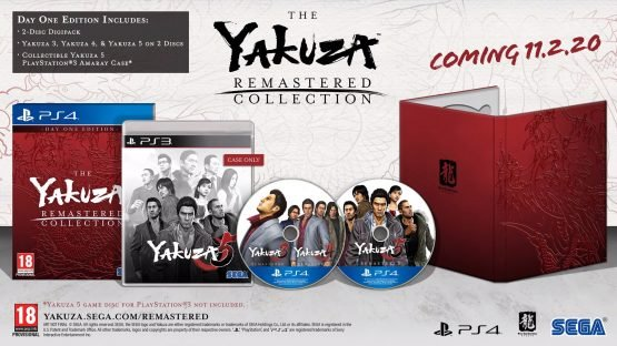 The Yakuza Remastered Collection Coming West, Yakuza 3 Remaster Available Now
