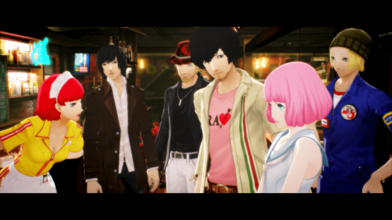 Catherine: Full Body Review (PS4) - A New Trip Around the Old Block Puzzle