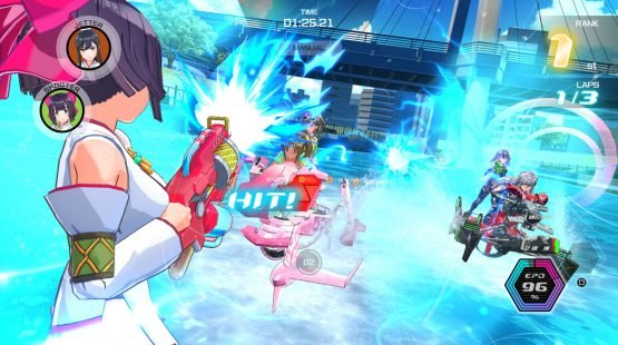 Kandagawa Jet Girls PS4 Opening Movie, First Gameplay Shown