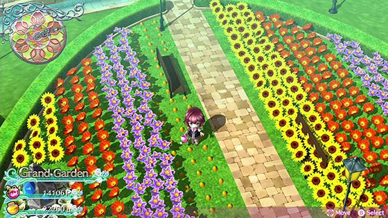 omega labyrinth life garden