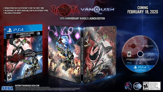 bayonetta remaster bundle