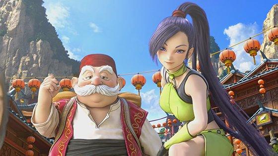 Best JRPGs on Steam Dragon Quest