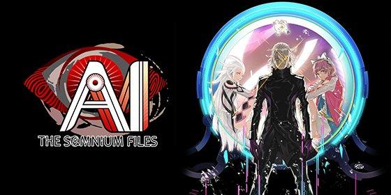 best visual novels on switch ai somnium files