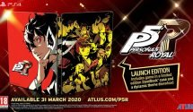UPDATE: Persona 5 Royal English Version Release Date Revealed
