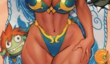 Street Fighter Swimsuit Special Collection Revealed