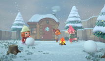Animal Crossing: New Horizons Gets New Screenshots