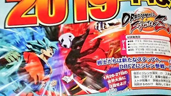 dragon ball fighter z season 3 jiren
