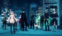 Get A Look At The New Phantom Thief In Persona 5 Scramble
