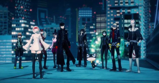 persona 5 scramble new phantom thief