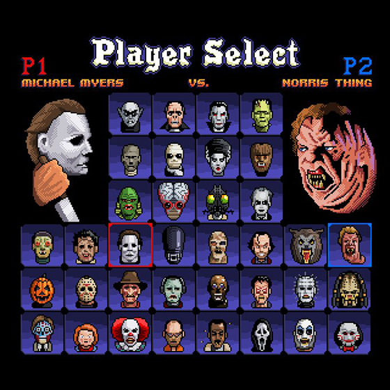 jim'll paint it player select