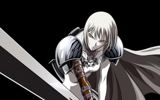 anime like demon slayer claymore