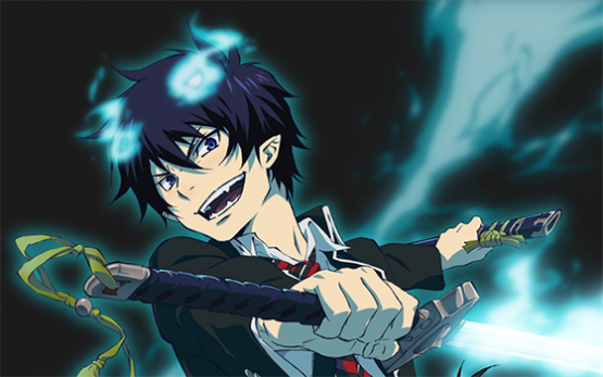 anime like demon slayer blue exorcist