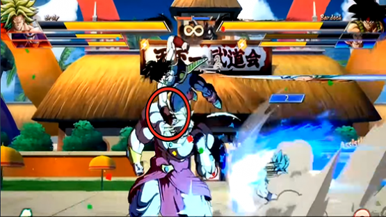 dragonball fighterz fuzzy guard