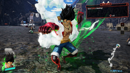one piece pirate warriors 4 review gameplay