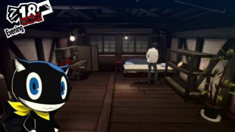 persona 5 royal tips bed