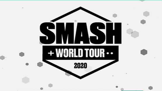 super smash bros world tour