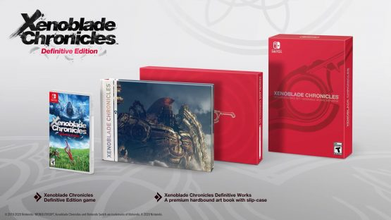 xenoblade chronicles: definitive edition release date