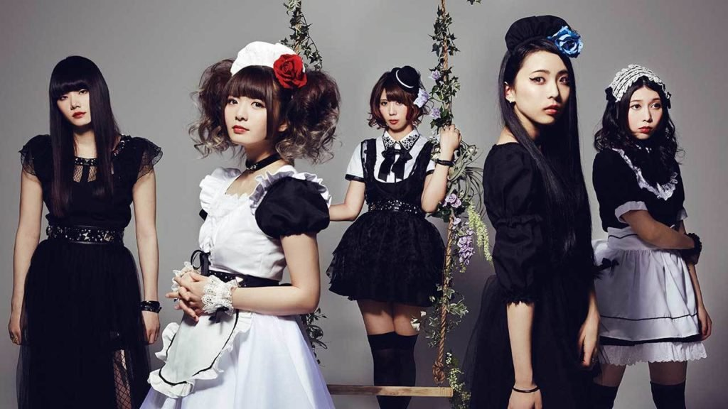 Japanese Rock Band Band-Maid