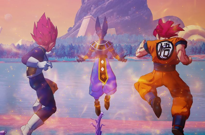 Dragon Ball Z: Kakarot DLC – A New Power Awakens Trailer