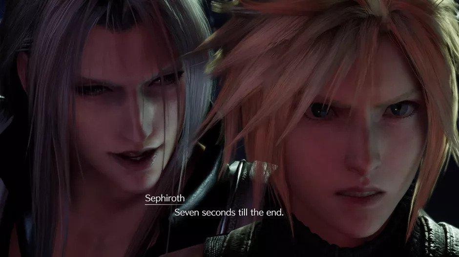 The Big Final Fantasy Vii Remake Sephiroth Theory Rice