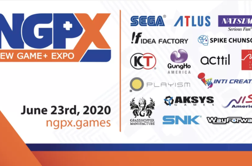 New Game+ Expo Could Show Off A Lot Of Japanese Games